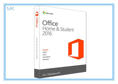 Chiny Windows Microsoft Office Professional 2016 Home & Student OEM Activation Key Online dostawca
