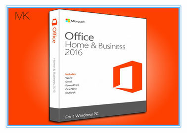 Chiny BRAND NEW IN BOX Microsoft Office Professional 2016 Product Key Home & Business / Pro Plus English dostawca