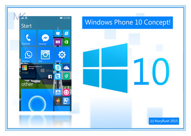 Win10 Pro OEM 64bit Microsoft Windows 10 System operacyjny 32bit English