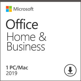 1 Komputer Home i Business MS Office 2019 Z Word / Excel / Powerpoint